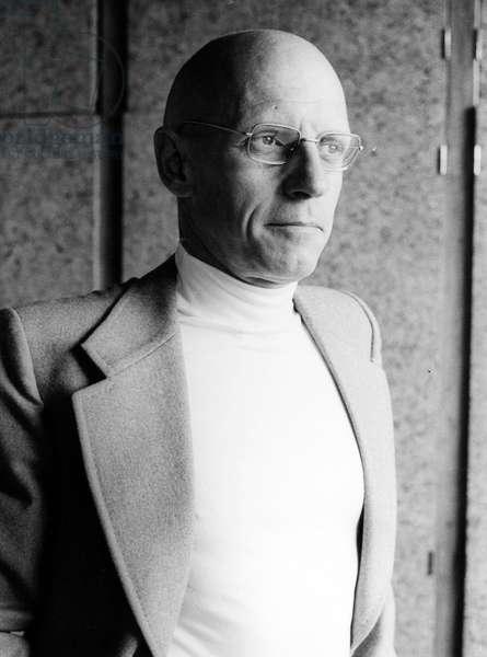 Michel FOUCAULT - about 1980