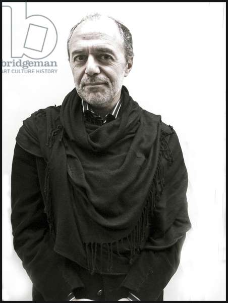 Portrait of Pierre Assouline - October 2005