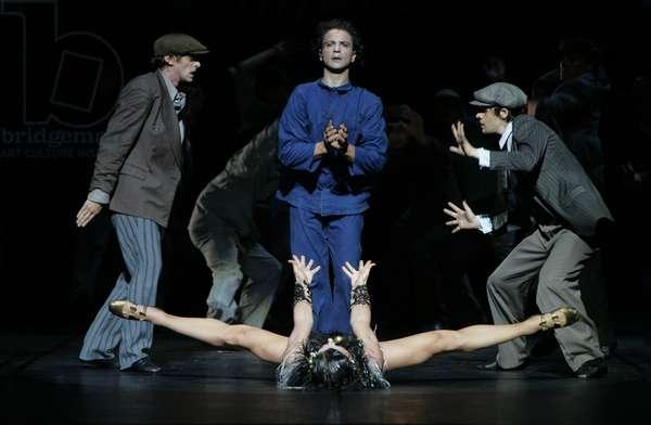 LE MANDARIN MERVEILLEUX (Maurice BEJART 2006)
