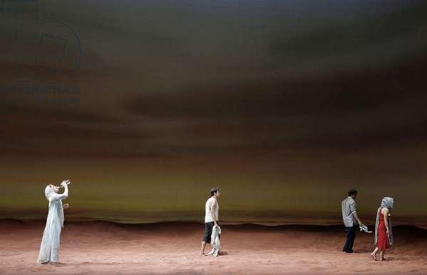 L'ENLEVEMENT AU SERAIL  (Martin Kusej 2015)