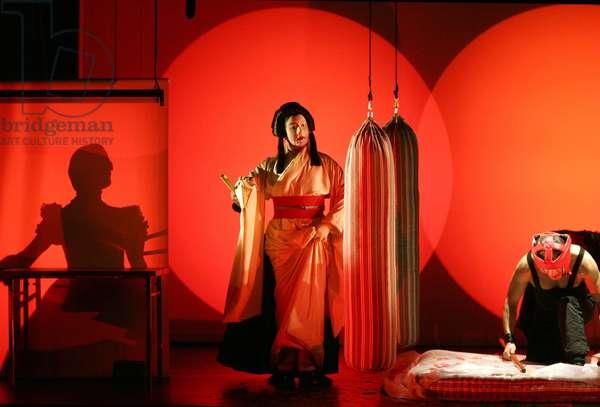 MADAME DE SADE (Alfredo ARIAS) 2004