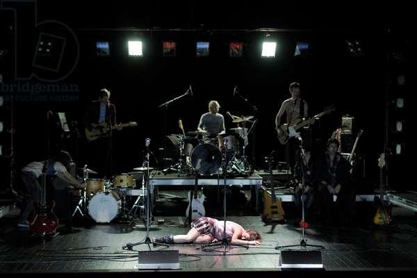 LES JEUNES (David LESCOT) 2012