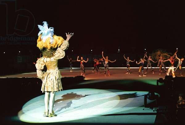 LA LUMIERE DES EAUX (Bejart) 2000