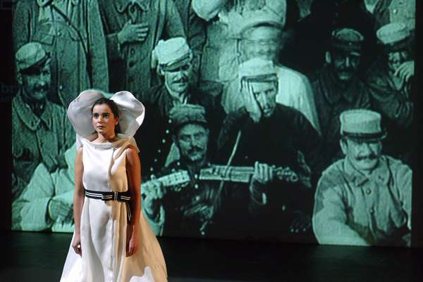 ACCENTS EN ALSACE: VIDEO OPERA, texte de Gertrude STEIN