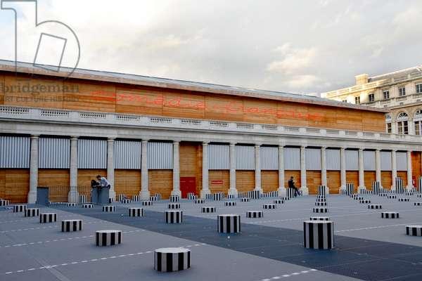 Theatre Ephemere (Comedie Francaise), Paris, 2012 (photo)
