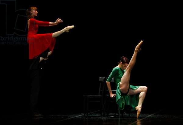 SONATE A TROIS (Maurice BEJART 2010)