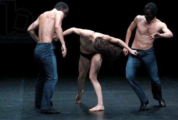 L'HOMME A TETE DE CHOU (J.C GALLOTTA 2009)