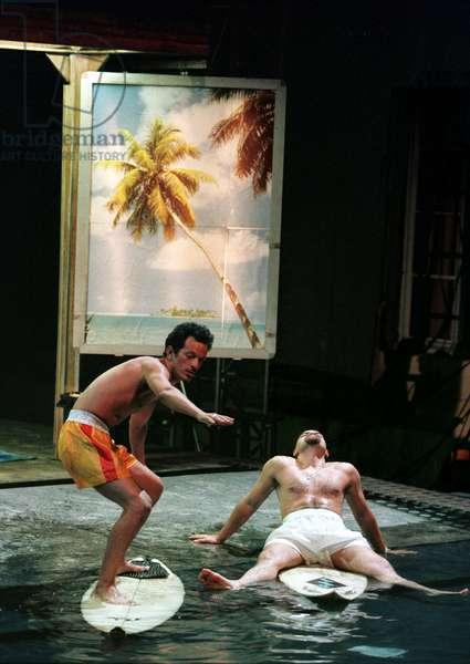 SURFEURS ( Xavier DURRINGER) 1998