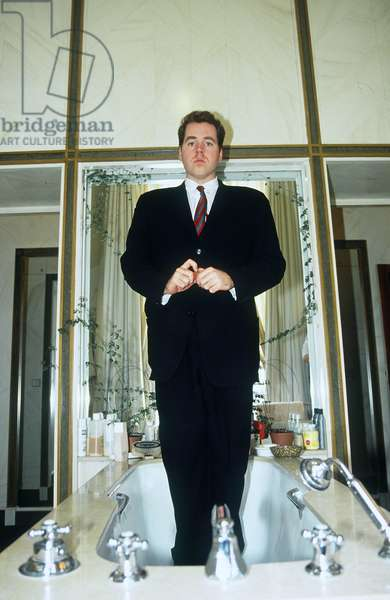 Bret Easton Ellis (1992)