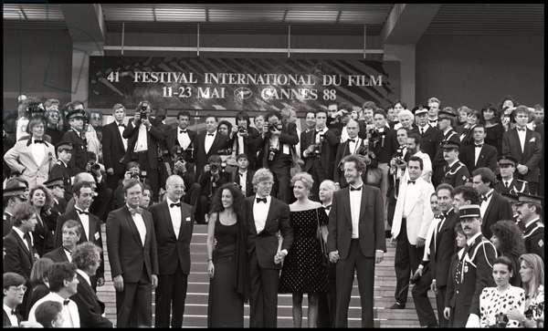Robert REDFORD (MILAGRO) Cannes 1988