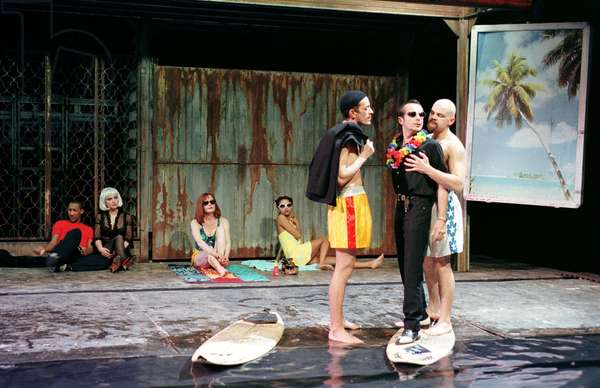 SURFEURS (Xavier DURRINGER) 1999