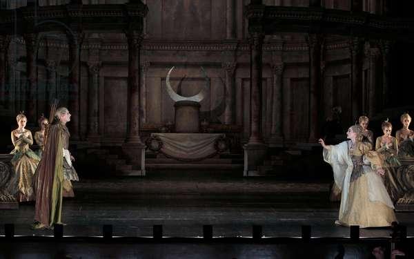 HIPPOLYTE ET ARICIE, de Jean Philippe Rameau