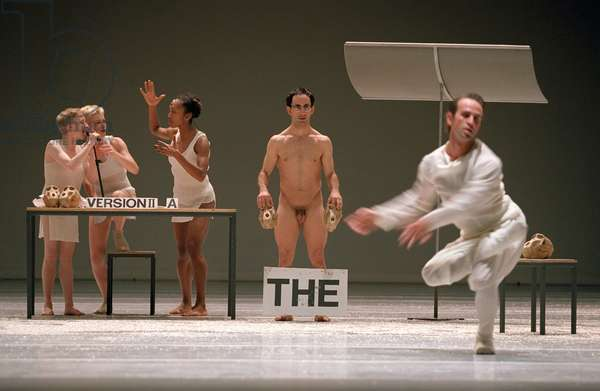 THE LOSS OF SMALL DETAIL (William FORSYTHE)