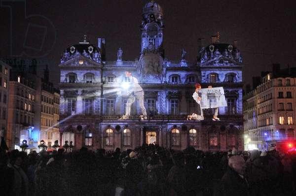 FETE DES LUMIERES Lyon 2012