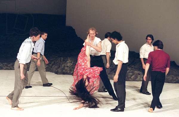 MASURCA FOGO (Pina BAUSCH) 1999