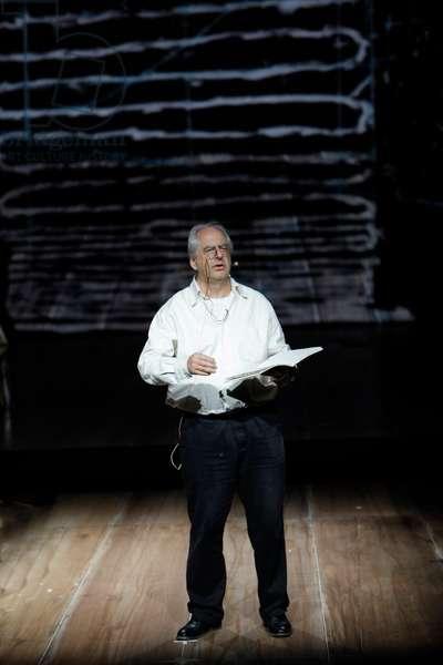 REFUSE THE HOUR (William KENTRIDGE) 2012