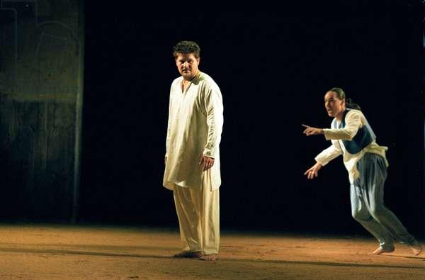 LE RETOUR D'ULYSSE DANS SA PATRIE (Adrian NOBLE) 2000