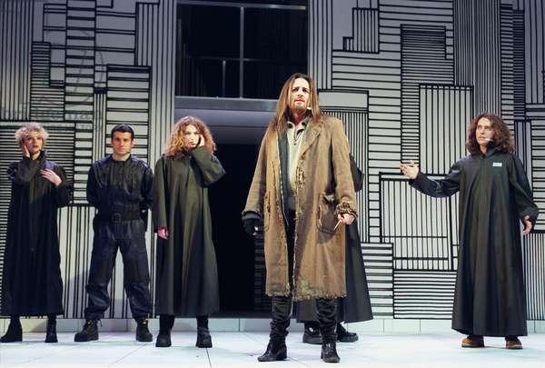 MEGAPOLIS (Francis Lalanne) 1999