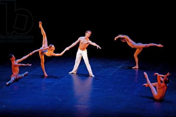 BEJART BALLET LAUSANNE - CE QUE L AMOUR ME DIT (Maurice Bejart 2011)