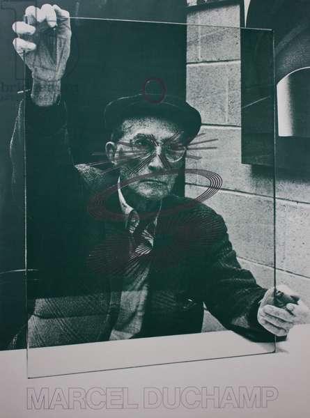 Marcel Duchamp, 1967 (litho)