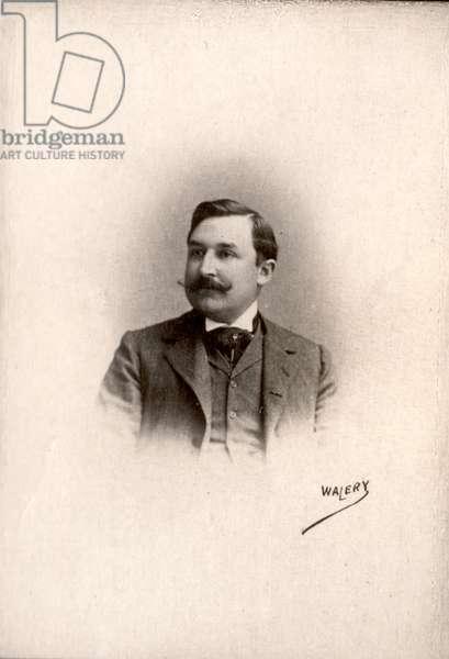Gaston Arman de Caillavet (b/w photo)