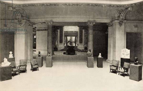 Grand Palais, Salon d'Automne, 1905 (photo)