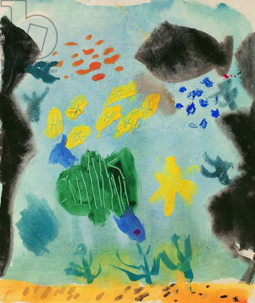 A Family of Different Fishes, 1991