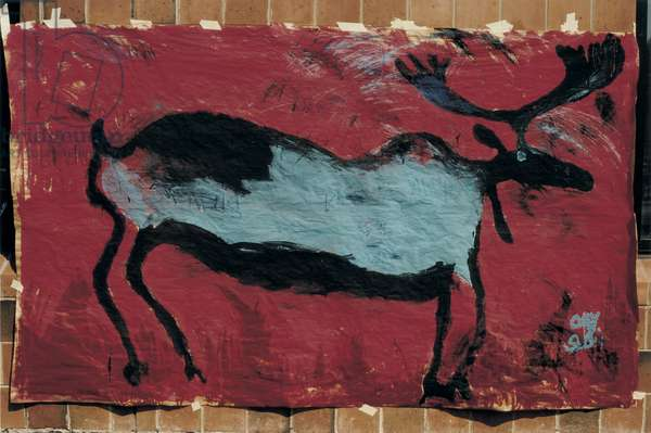 Red Moose, Syracuse, New York State