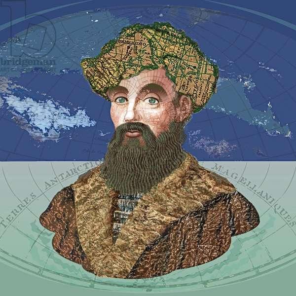 Ferdinand Magellan, 2021 (digital)