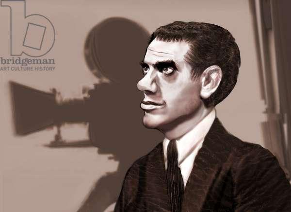 Frank Capra, 2021 (digital)