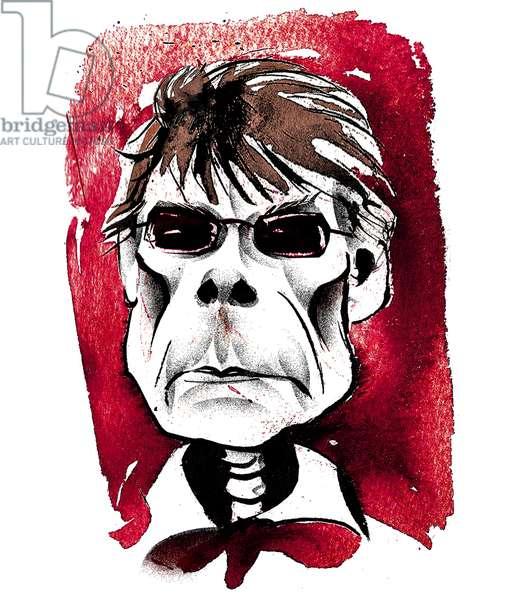 Stephen King - American horror writer