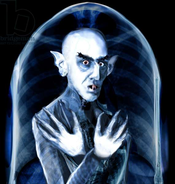 Count Orlok, 2021 (digital)