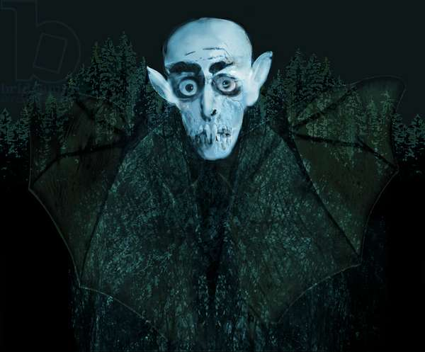 Nosferatu, 2021 (digital)