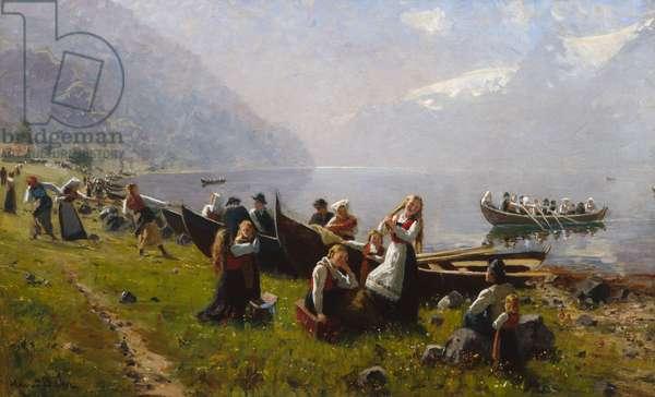 Midsummer feast