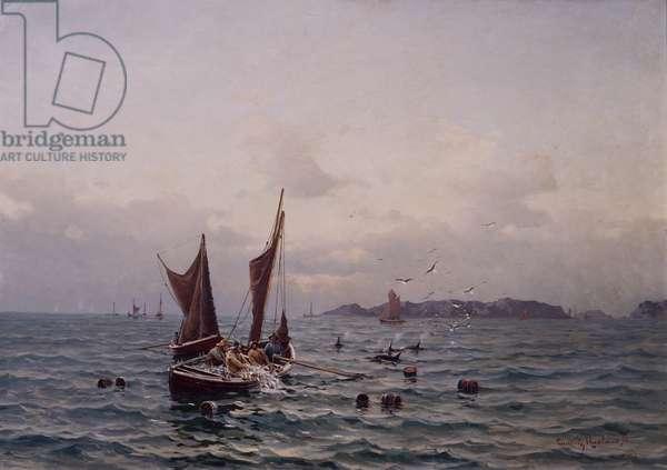 Marine, 1892