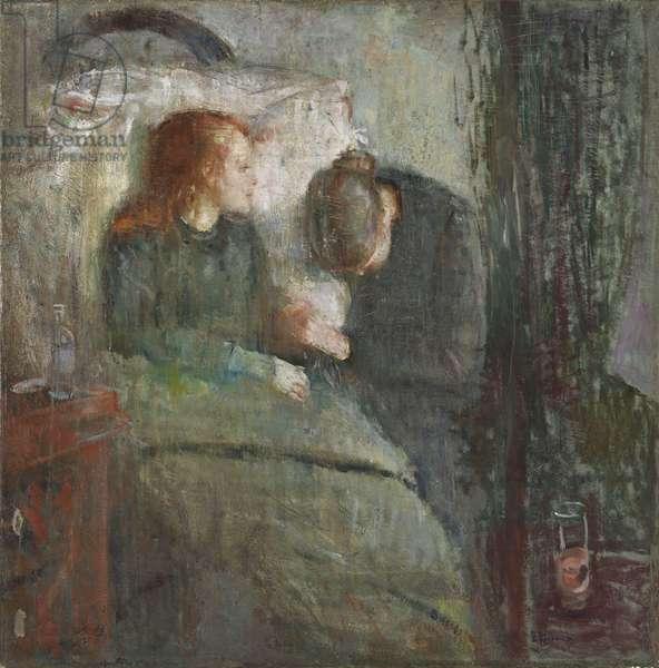 The Sick Child, 1886