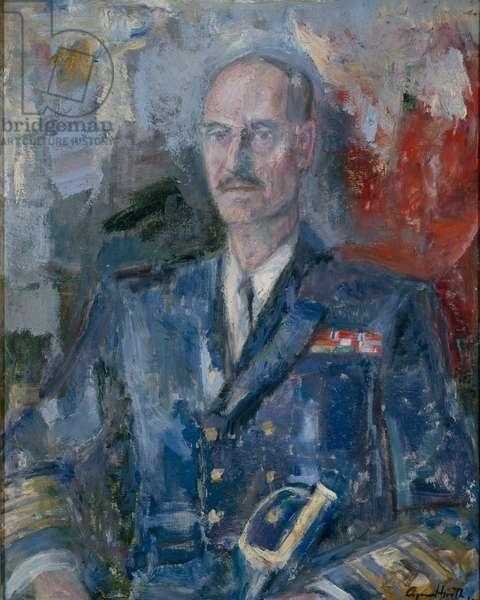 King Haakon (oil on canvas)