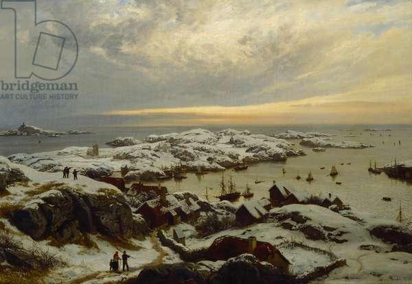 Farsund, 1874