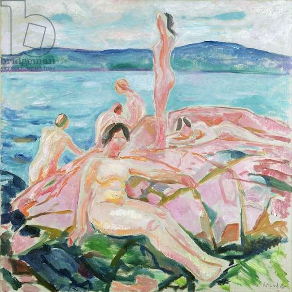 High Summer, 1915 (oil on canvas)