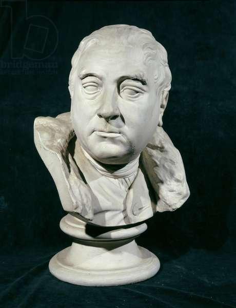 George Frederick Handel, c.1780 (plaster)