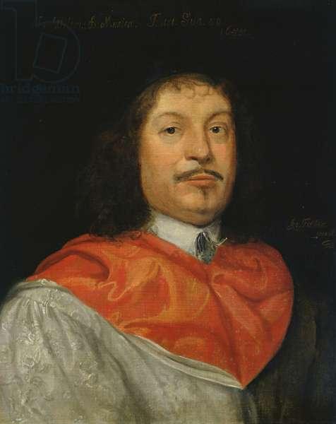John Wilson, 1655 (oil on canvas)