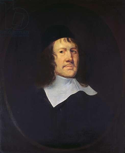 John Hingston (oil on canvas)