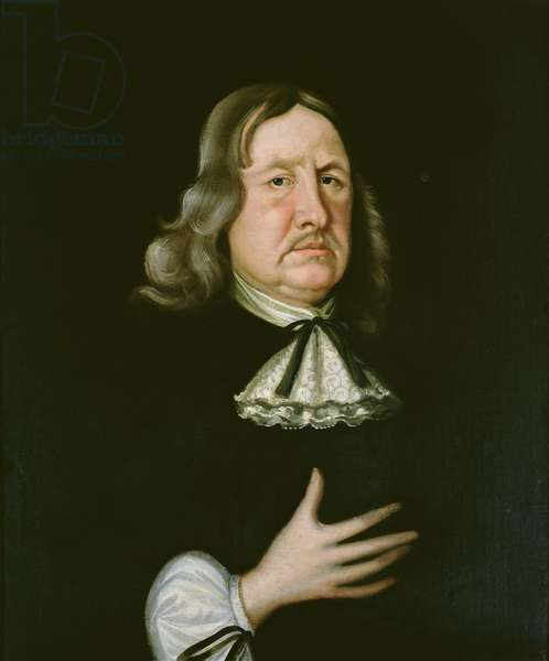 William Gregory, c.1665 (oil on canvas)