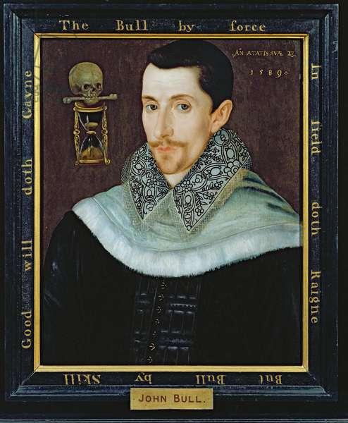 John Bull, 1589 (oil on panel)