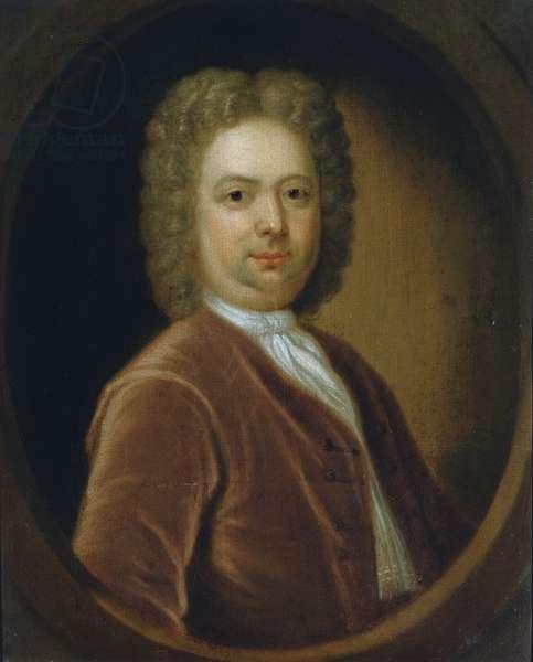 William Hine (oil on canvas)