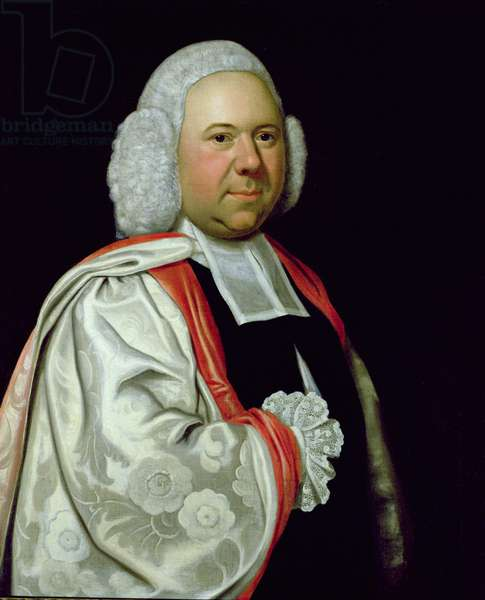 William Hayes (oil on panel)
