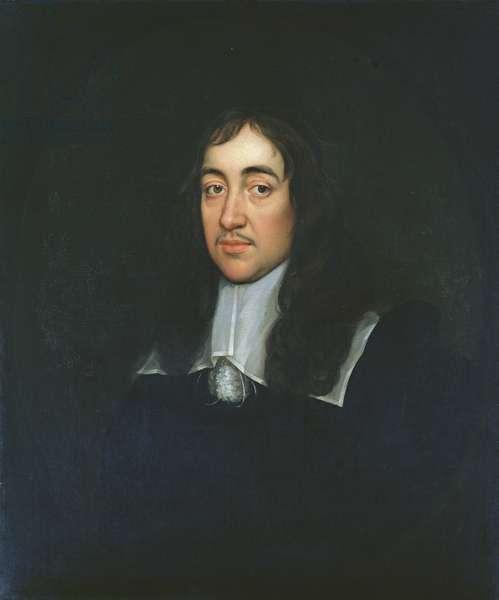 Thomas Blagrave (oil on panel)