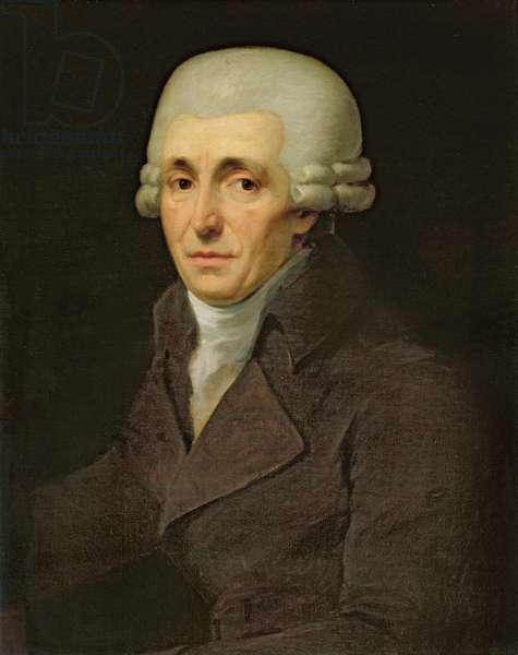 Joseph Haydn, 1799 (oil on canvas)