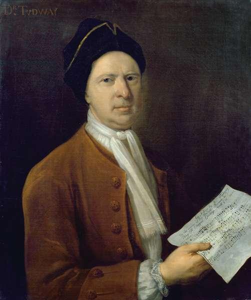Thomas Tudway (oil on panel)