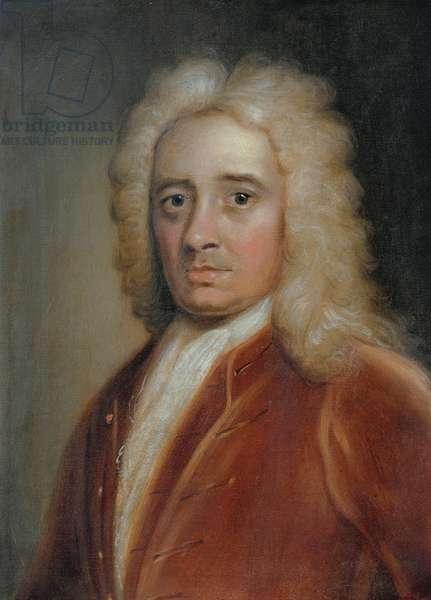 John Weldon (oil on panel)